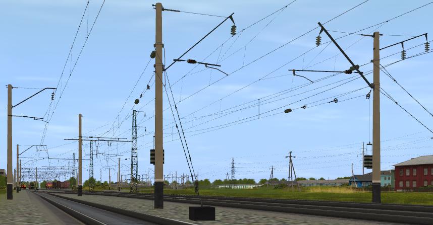 Дополнение Для Trainz 2009